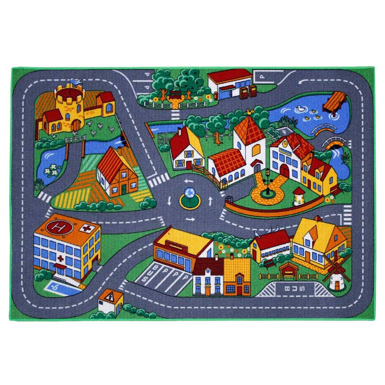 Afbeelding van Quiet Town StratenTapijt 95x133 cm
