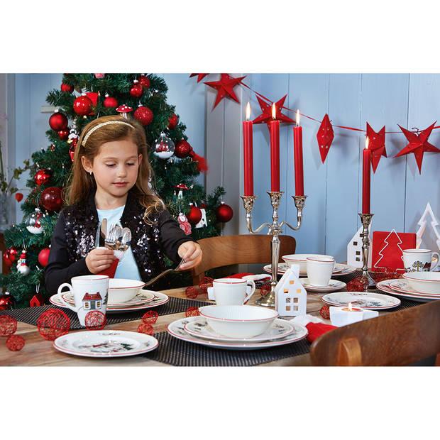Wedgwood Windsor Christmas schaaltje - Ø 16 cm