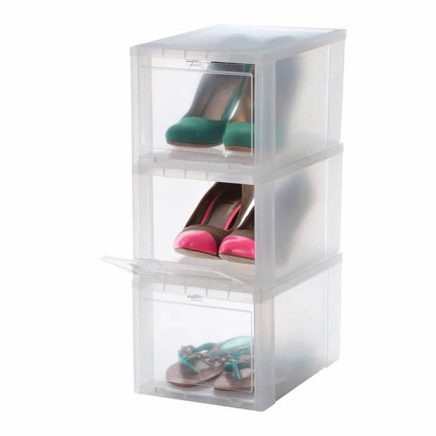 Iris Small Drop Front schoenenbox (voor vrouwen) - 3 stuks