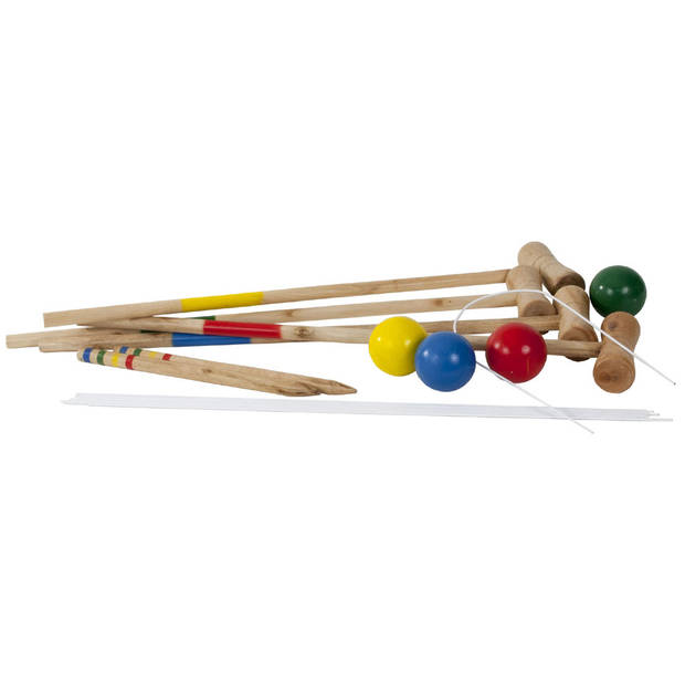 Outdoor Play croquet - hout