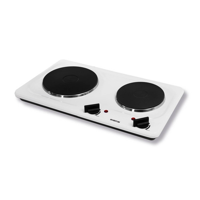 Inventum KP521W kookplaat - 2-pits