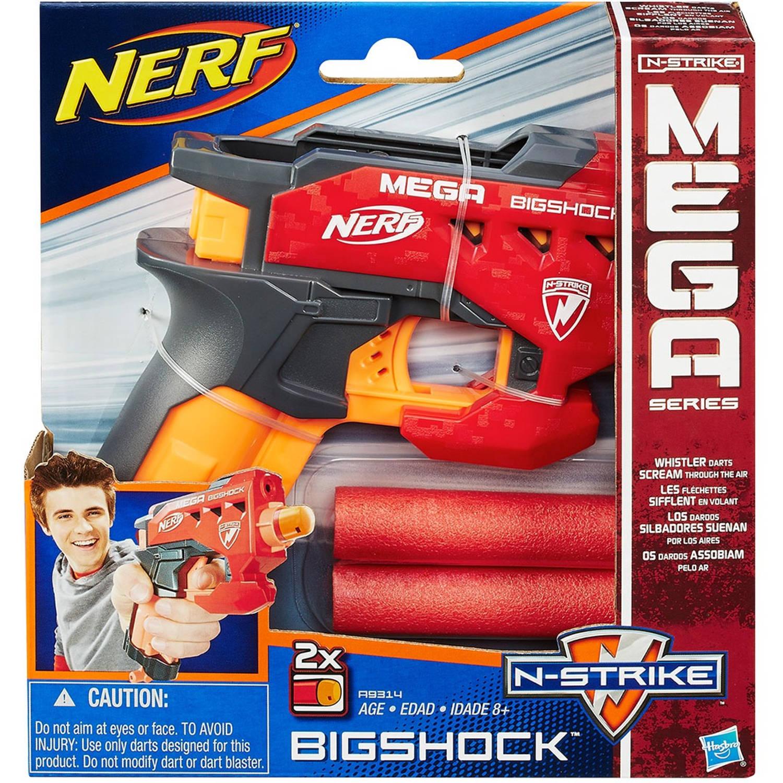 N-strike Elite Mega Bigshock Nerf