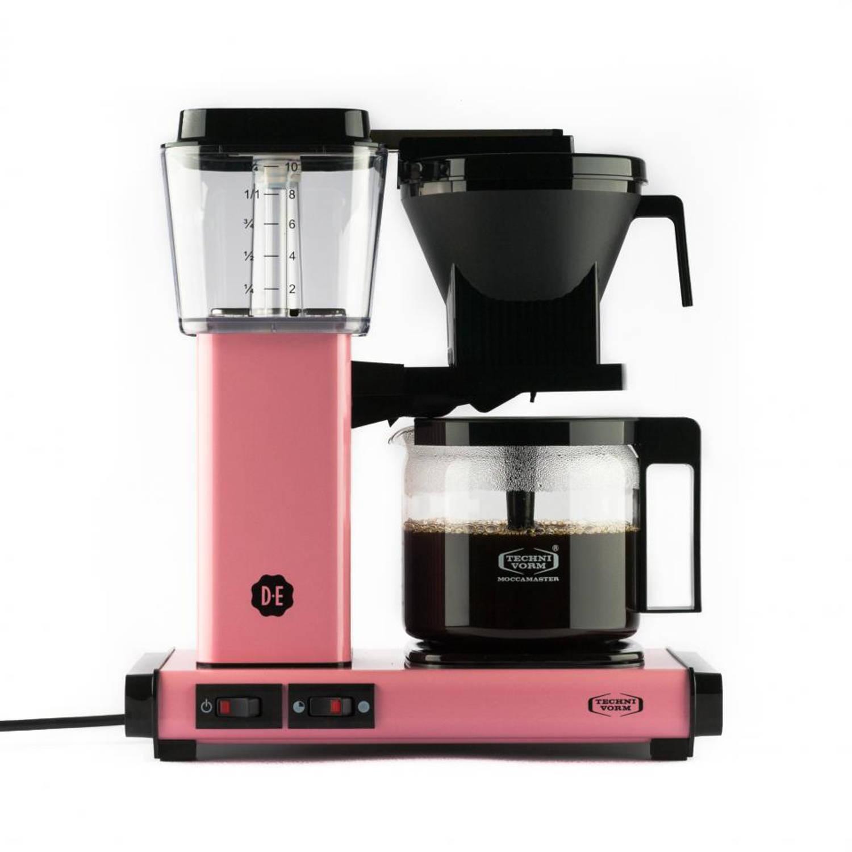 Douwe Egberts Moccamaster koffiezetapparaat - KBG 741 - roze