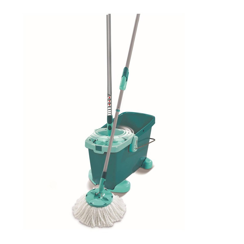Leifheit Clean Twist mop met rolwagen