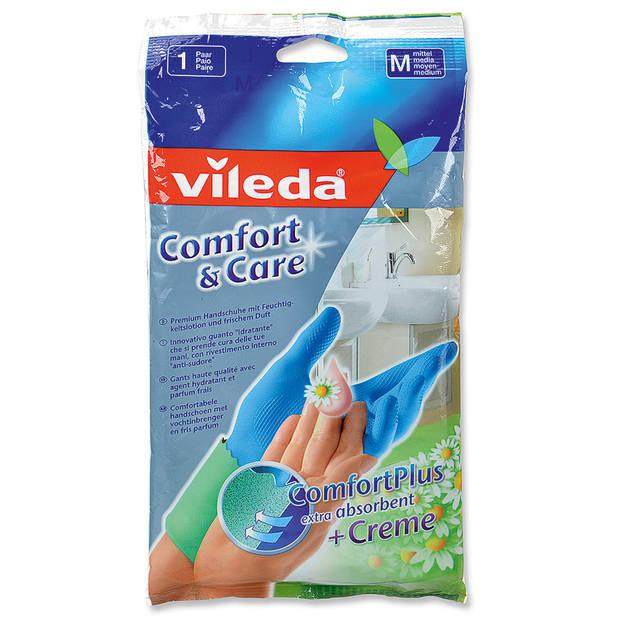 Vileda Comfort & Care handschoenen - M