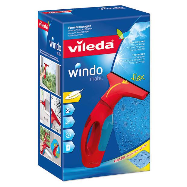 Vileda WindoMatic ruitenreiniger