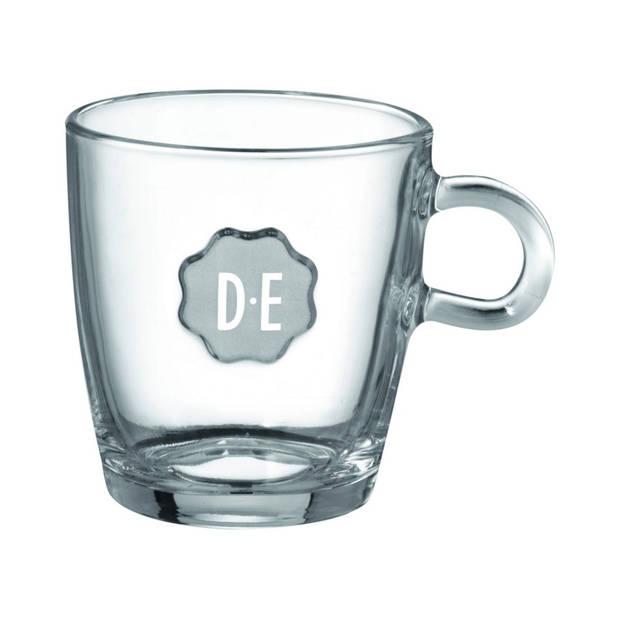 Douwe Egberts koffieglas zegel - 32 cl