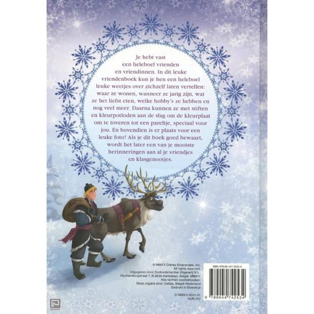 Disney vriendenboek Frozen 22 cm