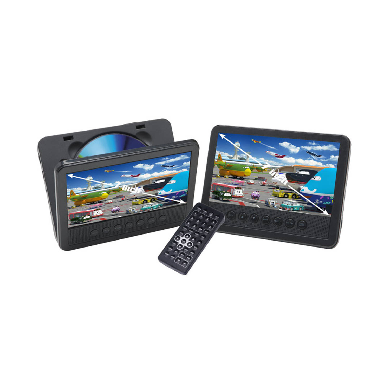 Denver draagbare DVD-speler MTW-756TWIN