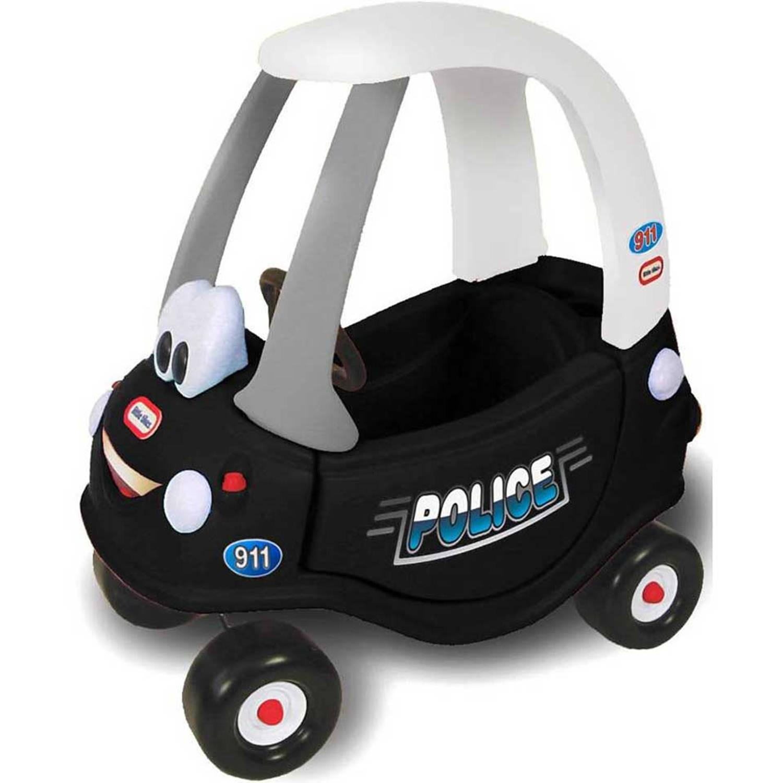 Little Tikes Cozy Coupe Speciale Politie Editie - Loopauto