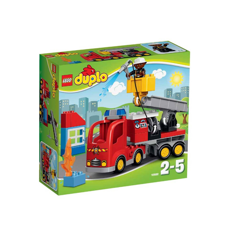 DUPLO 10592 Brandweer Ladderwagen