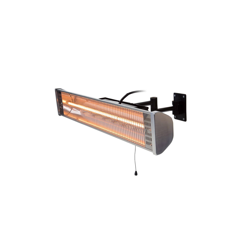 Wand 1800 Watt infrarood terrasverwarmer