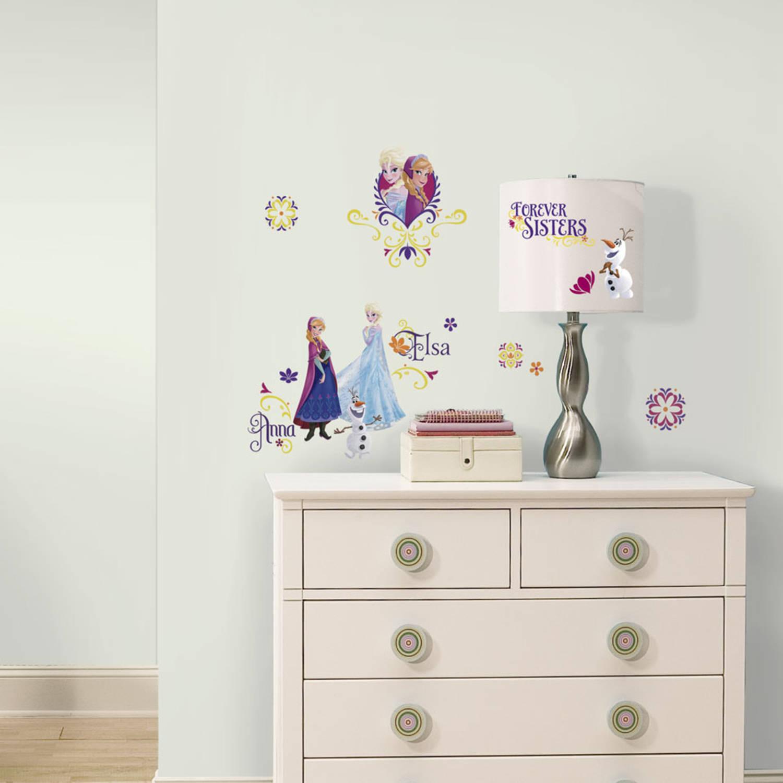Roommates Disney Frozen Muurstickers Lente