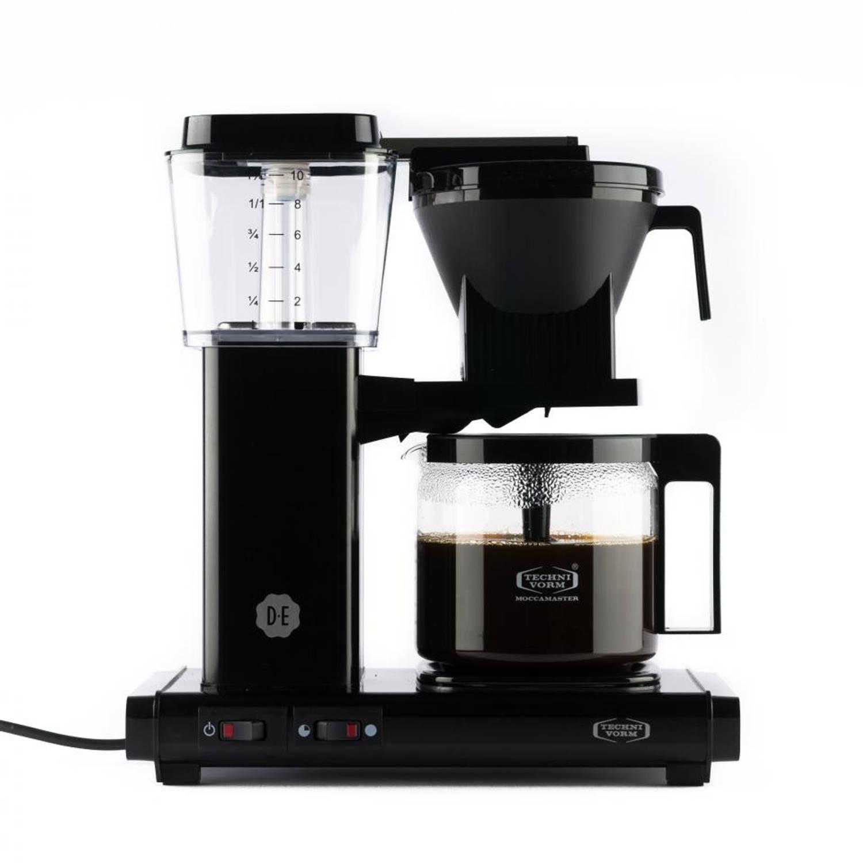 Douwe Egberts Moccamaster koffiezetapparaat - KBG 741 - zwart