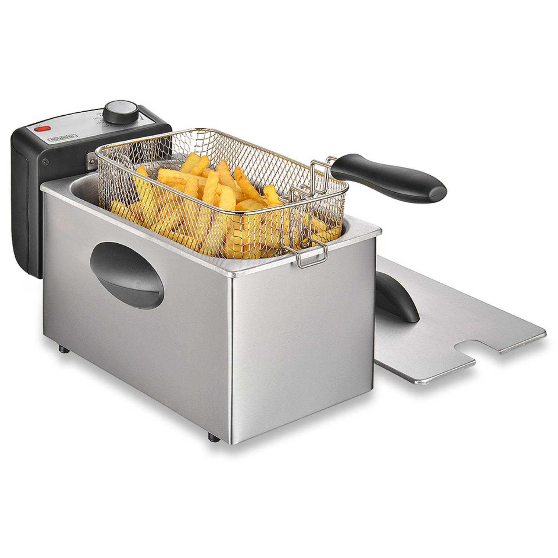 Bourgini friteuse Classic Deep Fryer 18 2120 00 00 3 liter