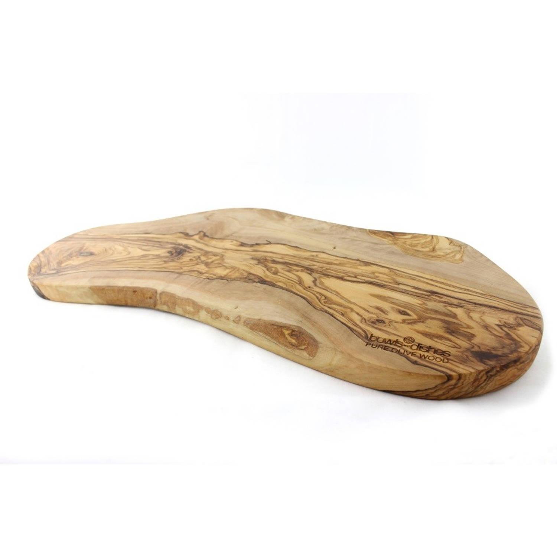 Pure Olive Wood Tapasplank Olijfhout 55cm