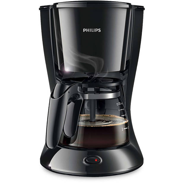 Philips filterkoffiezetapparaat Daily Collection HD7432/20 - zwart