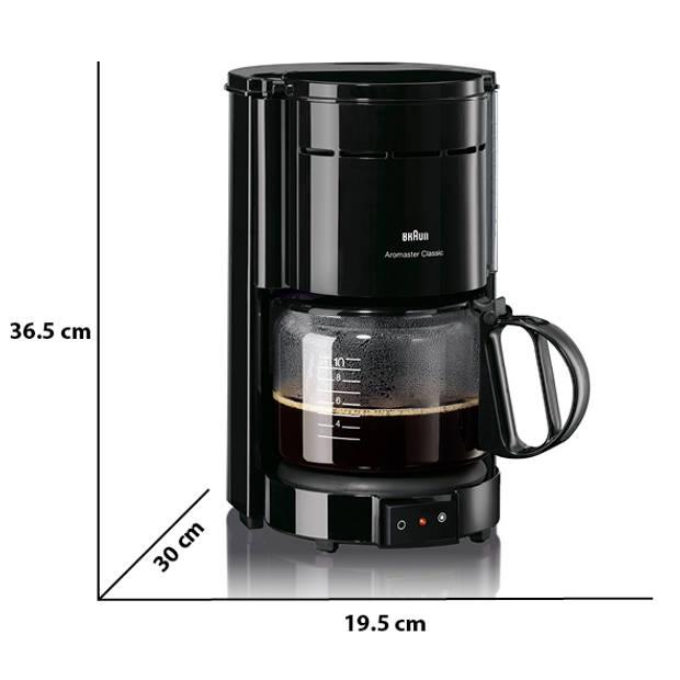 Braun filterkoffiezetapparaat KF47/1