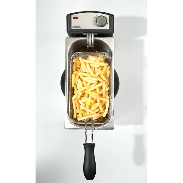 Bourgini friteuse Classic Deep Fryer 18.2120.00.00 - 3 liter