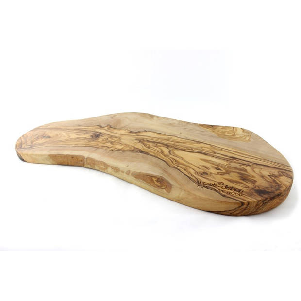 Bowls and Dishes Pure Olive Wood Tapasplank – Olijfhout 50-55cm