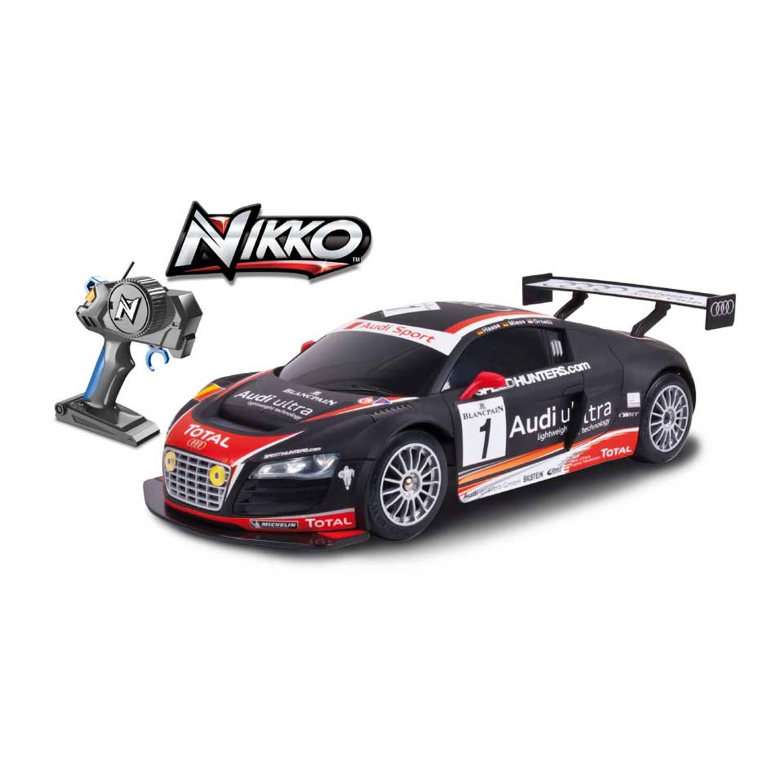 NIKKO op afstand bestuurbare auto Audi R8 1:16