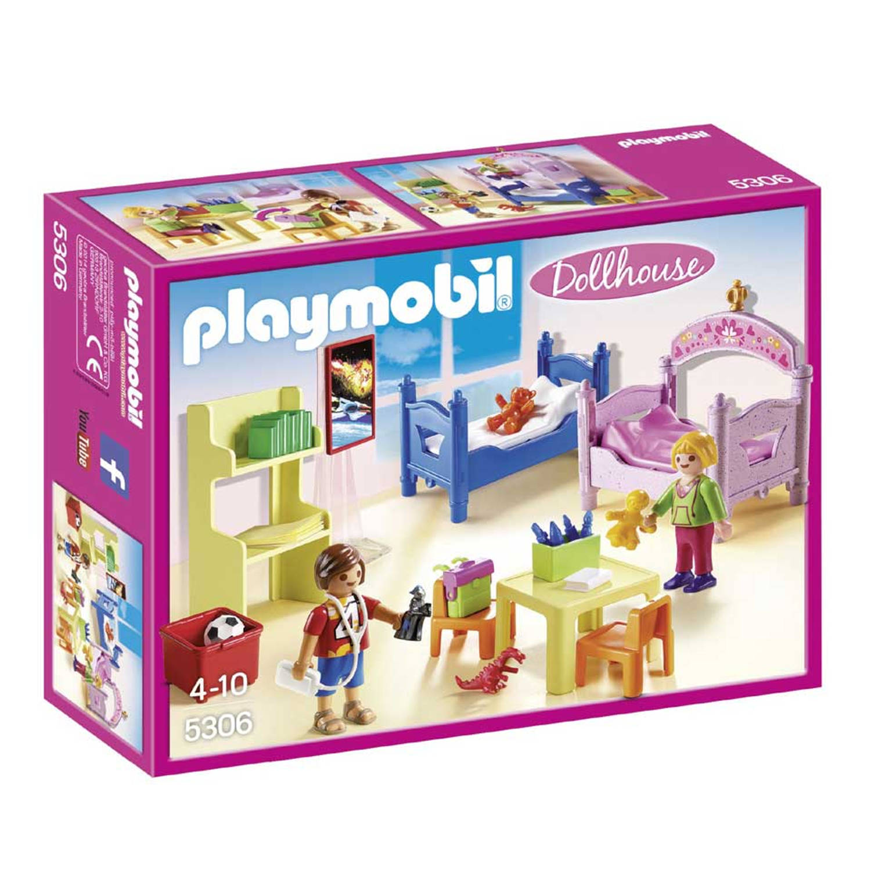 Playmobil Dollhouse Kinderkamer met stapelbed 5306