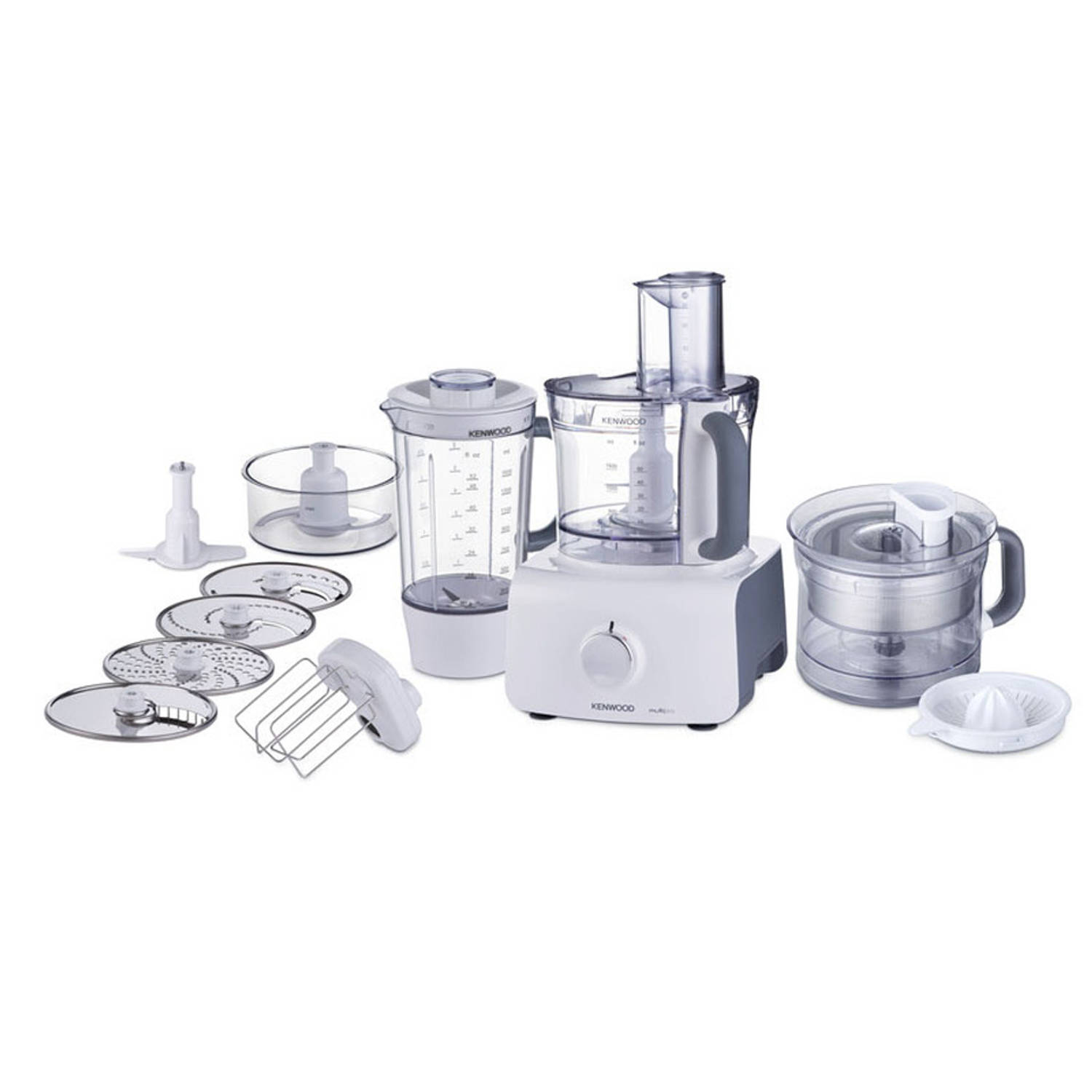 Kenwood Multipro Home FDP623WH foodprocessor