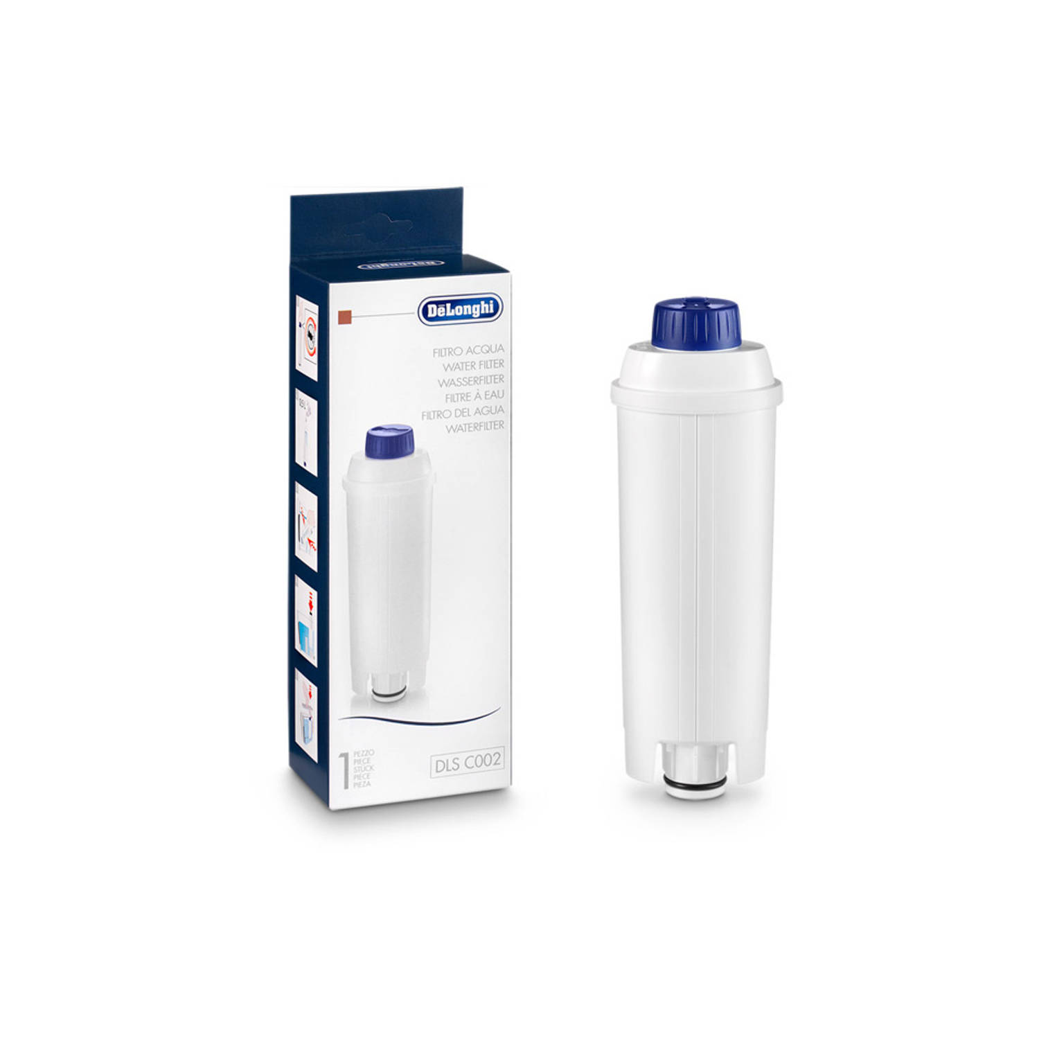 DeLonghi koffiemachine DLS waterfilter