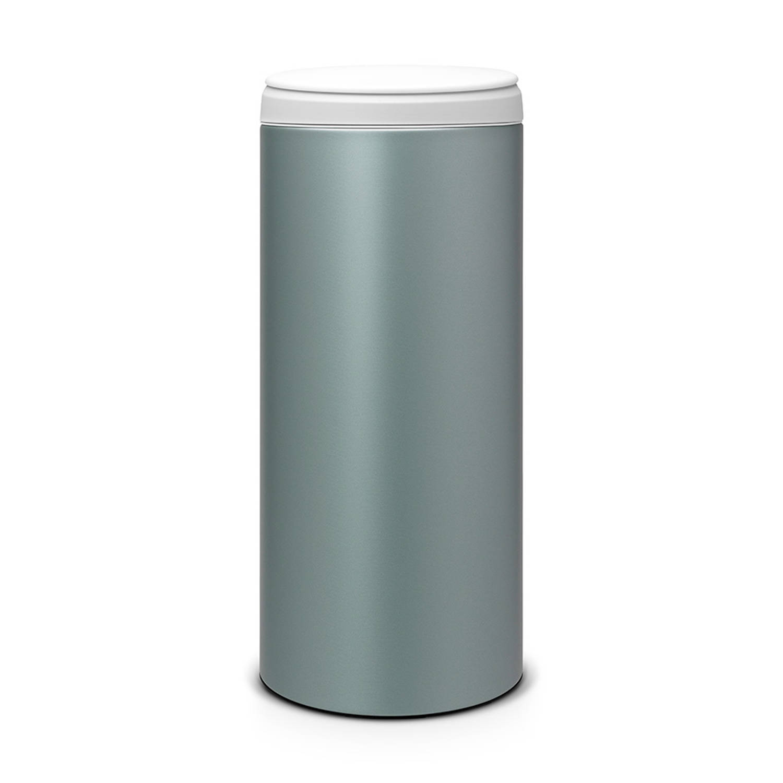 Brabantia FlipBin prullenbak 30 liter – metallic mint kopen Schoonmaak & huishoud? Dat doe je hier snel en voordelig – snel in huis bezorgd