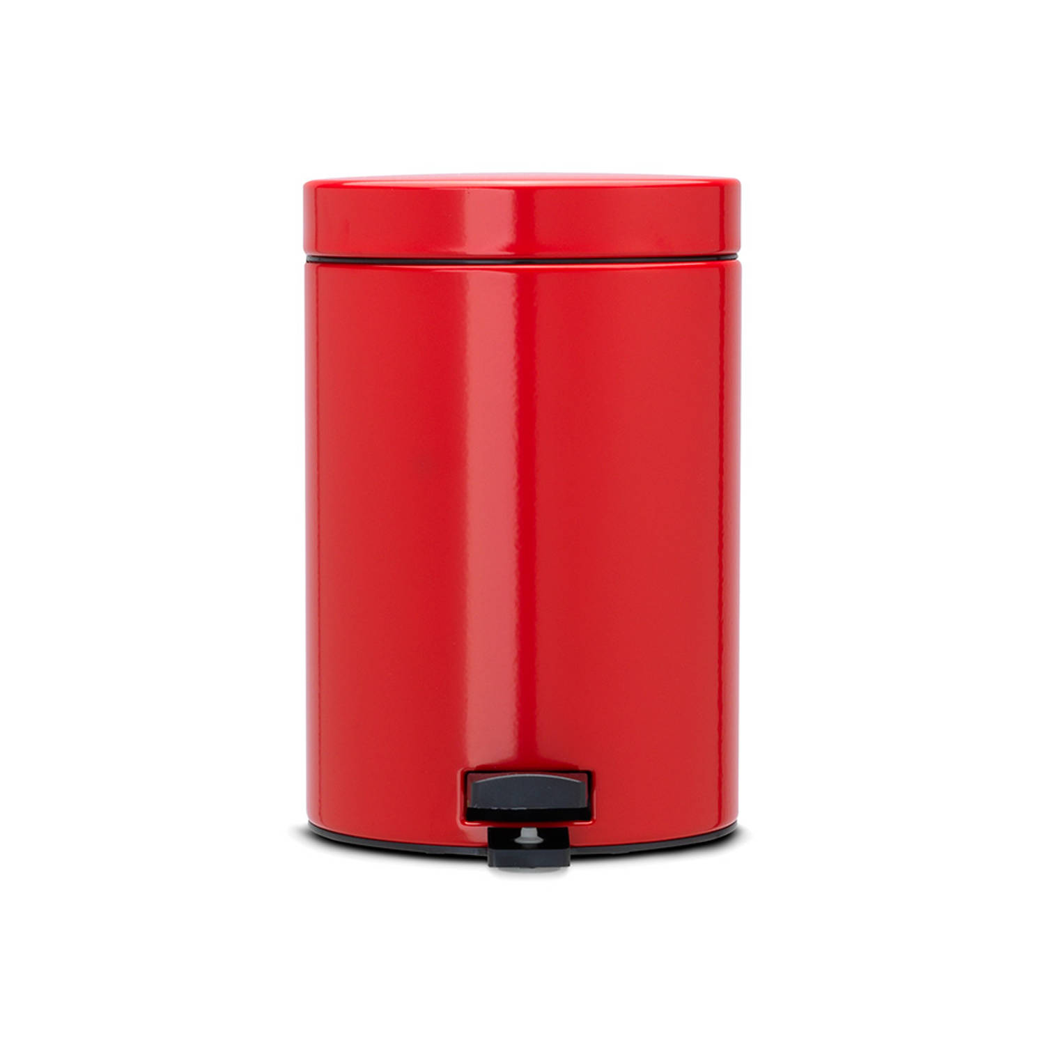 Brabantia pedaalemmer - 3 liter - passion red