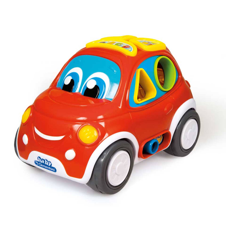 Clementoni sprekende vormenauto