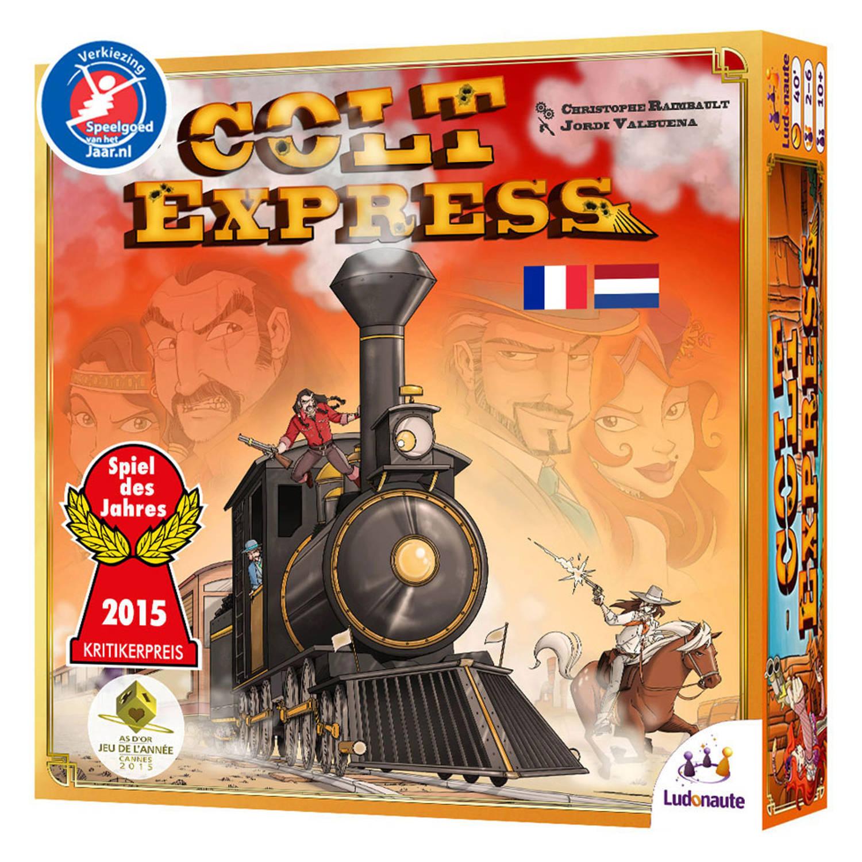 Afbeelding van Colt Express bordspel