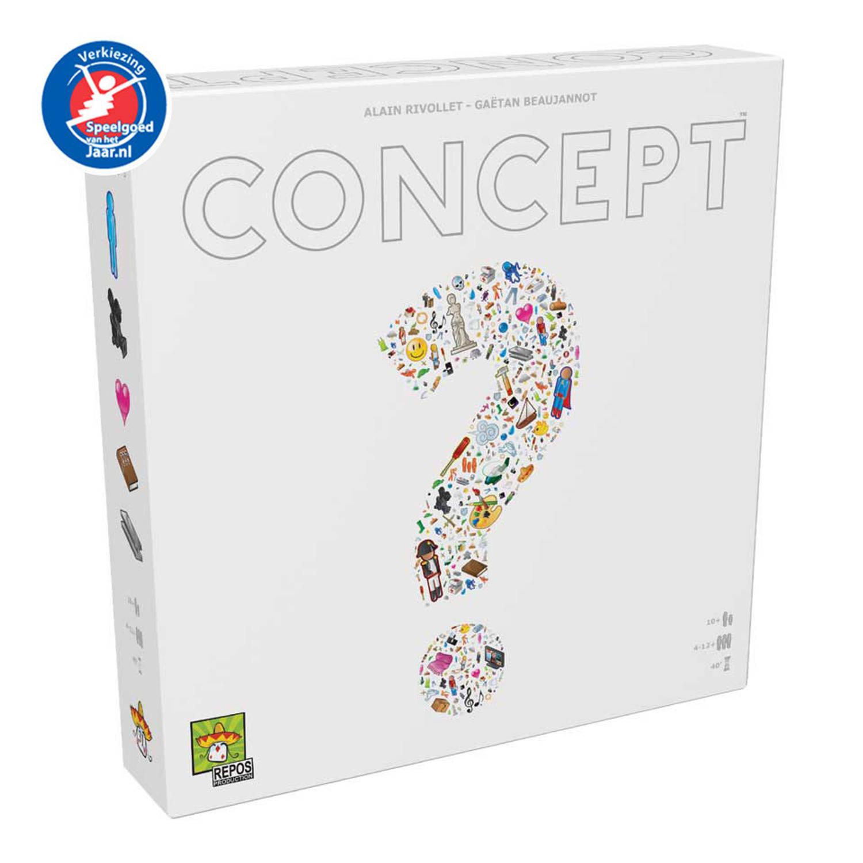 Afbeelding van Concept bordspel