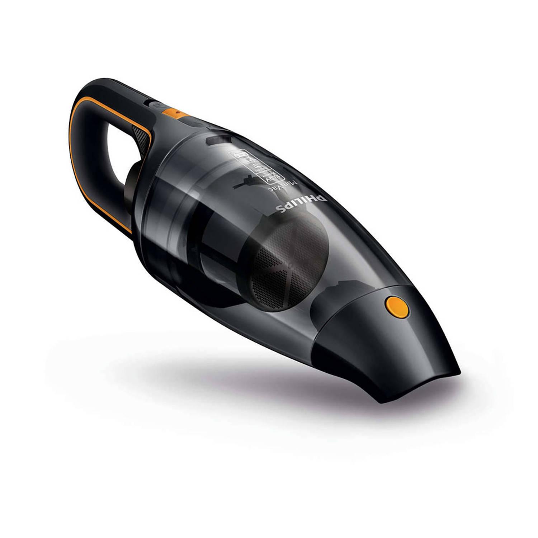 Philips kruimelzuiger MiniVac FC6149/01 - zwart