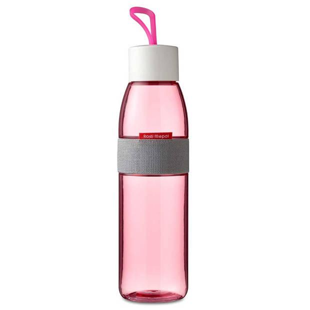 Mepal Ellipse drinkfles - roze