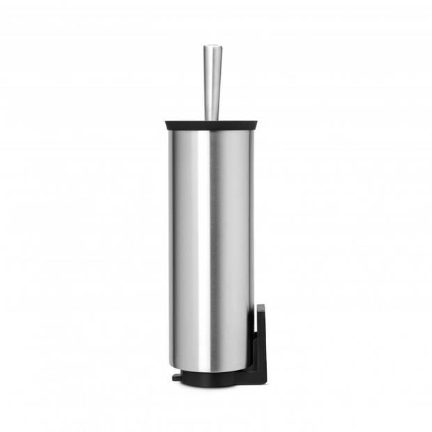 Brabantia Profile toiletborstel met houder - Matt Steel