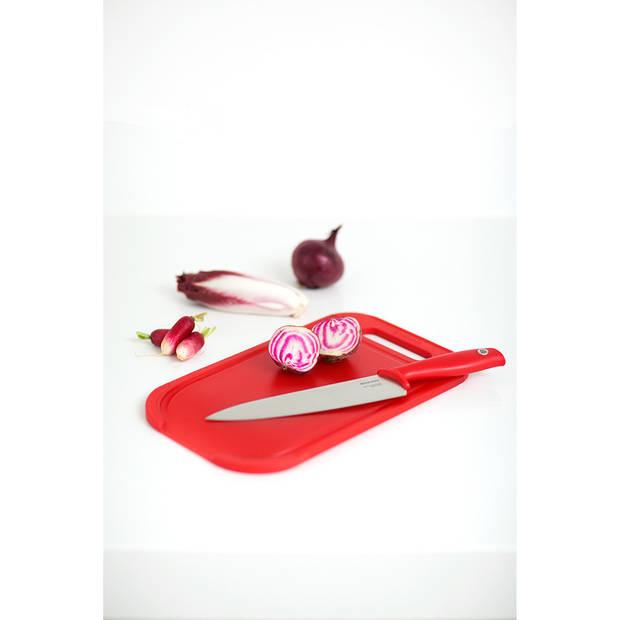 Brabantia Tasty Colours snijplank M - Red