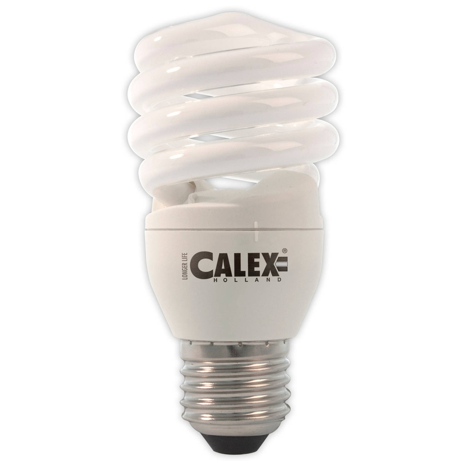 Calex Twister Spaarlamp E27 15W 2700K Extra Warmwit
