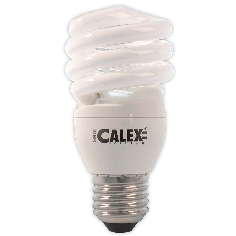 Calex Twister Spaarlamp E27 15W 2700K Extra Warmwit