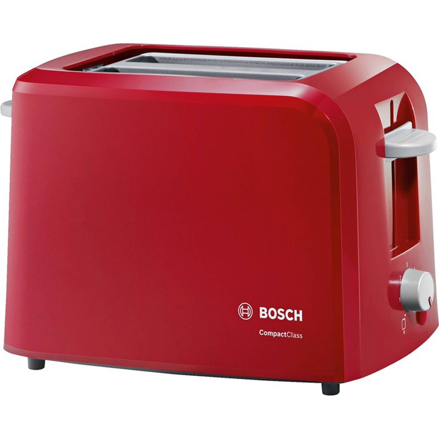 Bosch TAT3A014 broodrooster rood