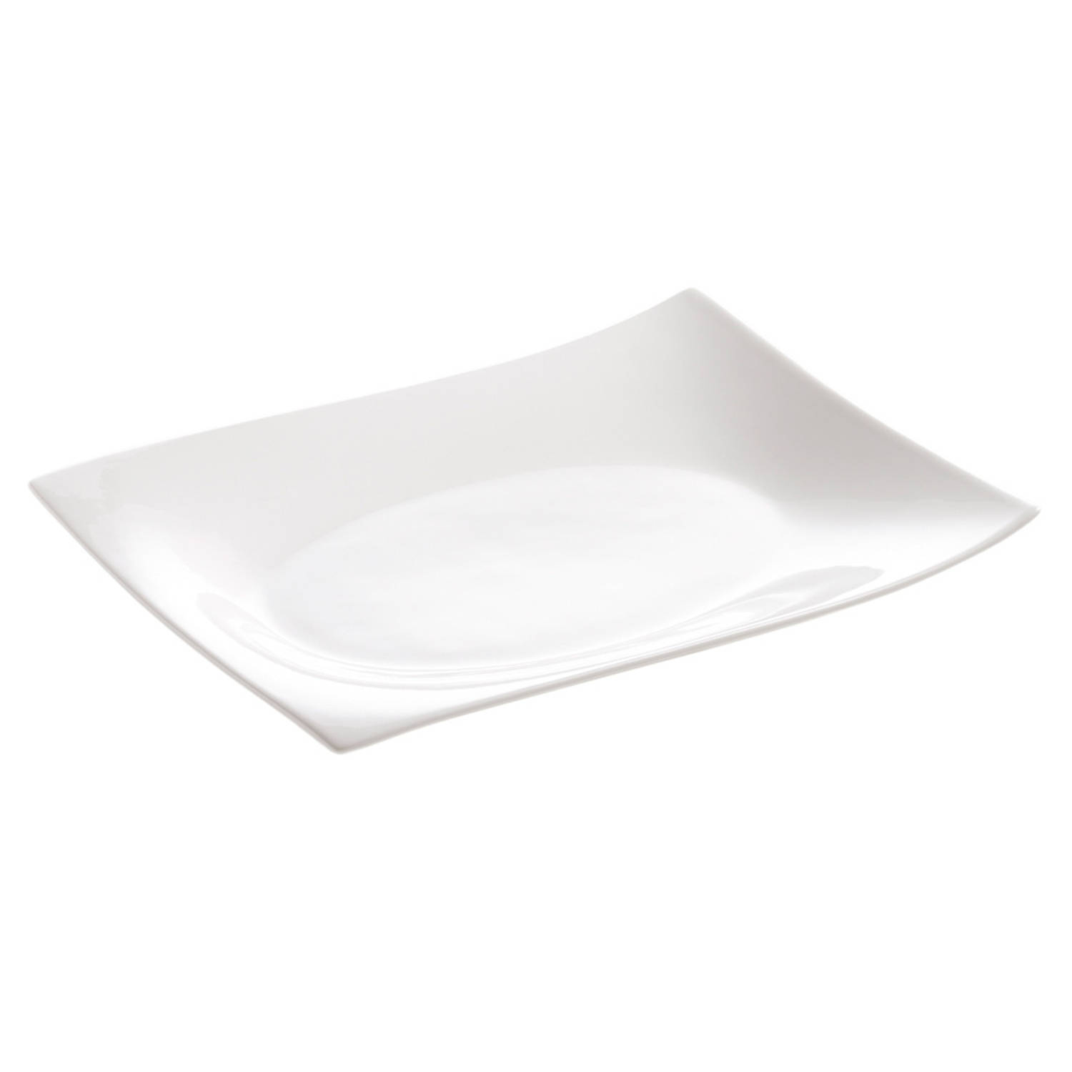 Maxwell and Williams Motion bord - 35 x 25 cm - wit