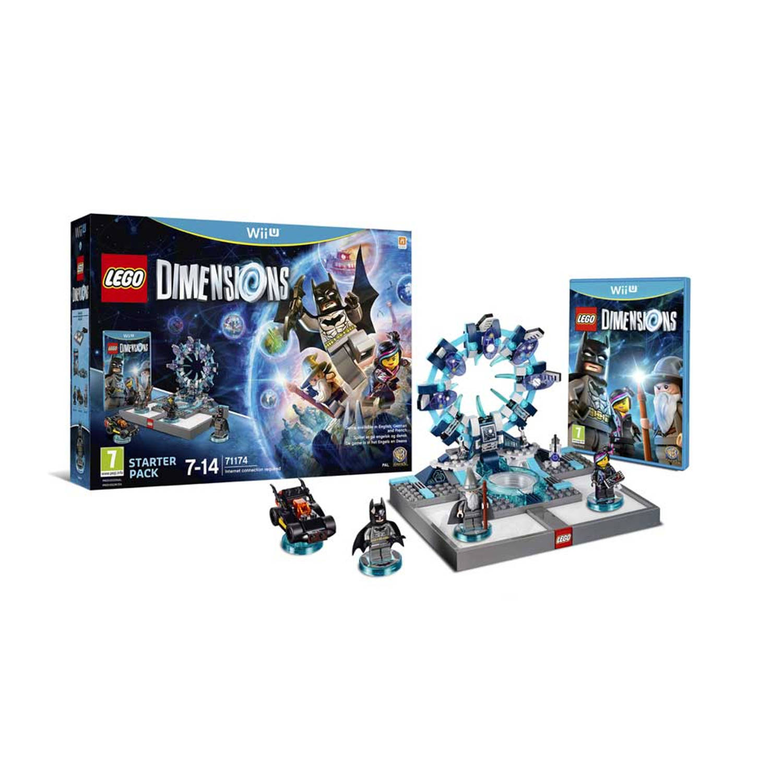 Wii U LEGO Dimensions starterpack