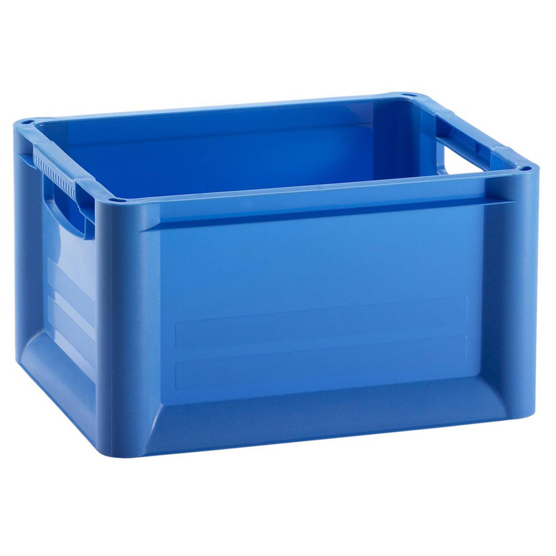 Curver Unibox 2nd Generation opbergbox 20 liter - blauw