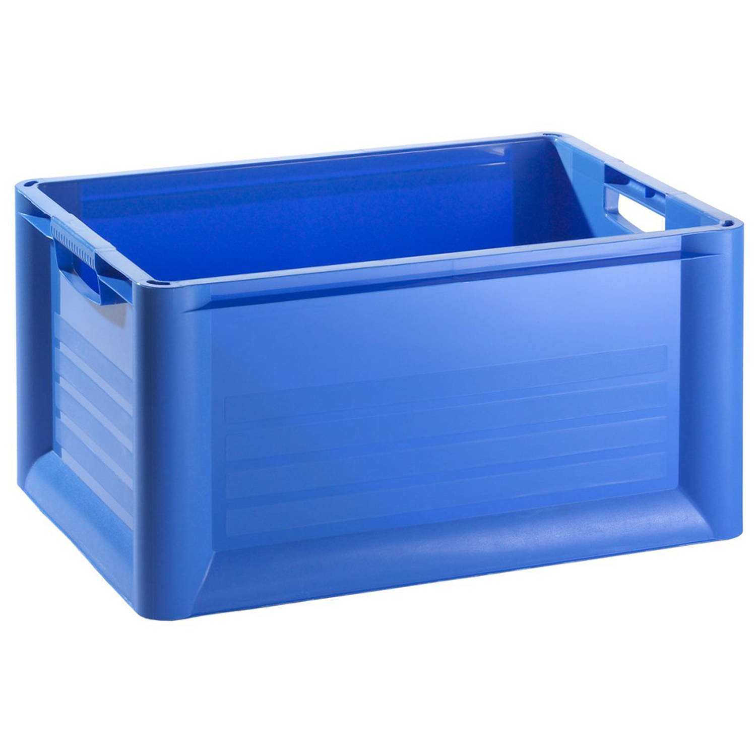 Curver Unibox 2nd Generation opbergbox 60 liter - blauw