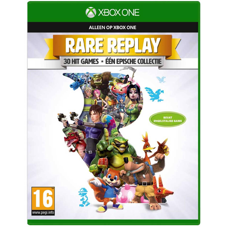 Xbox One Rare Replay