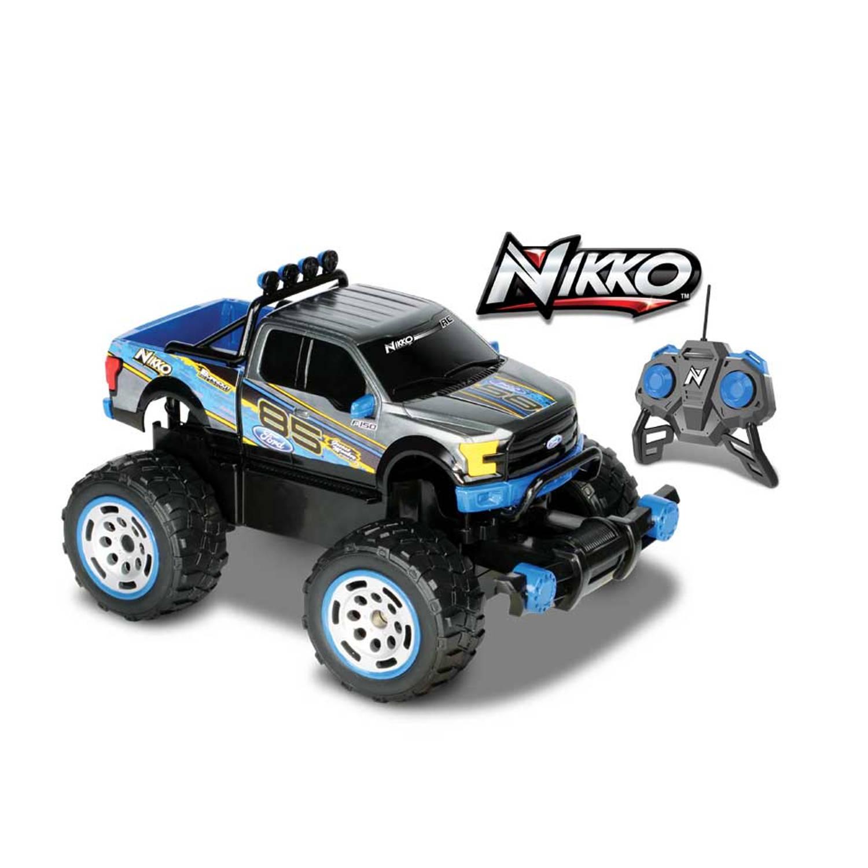 NIKKO op afstand bestuurbare auto Ford F150 Truck 1:18