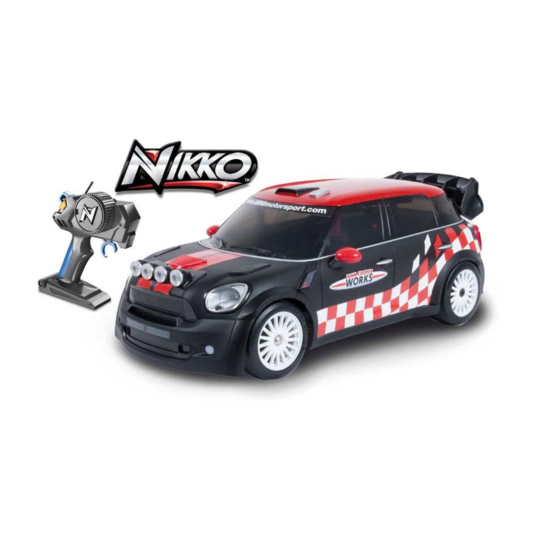 Nikko RC Mini Countryman Auto 1:16