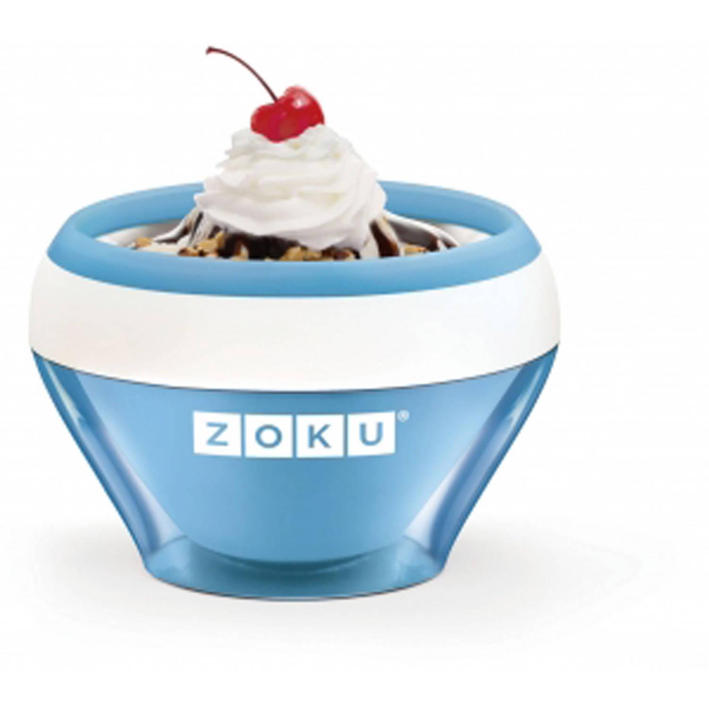 Zoku Ice Cream ijsmaker - blauw