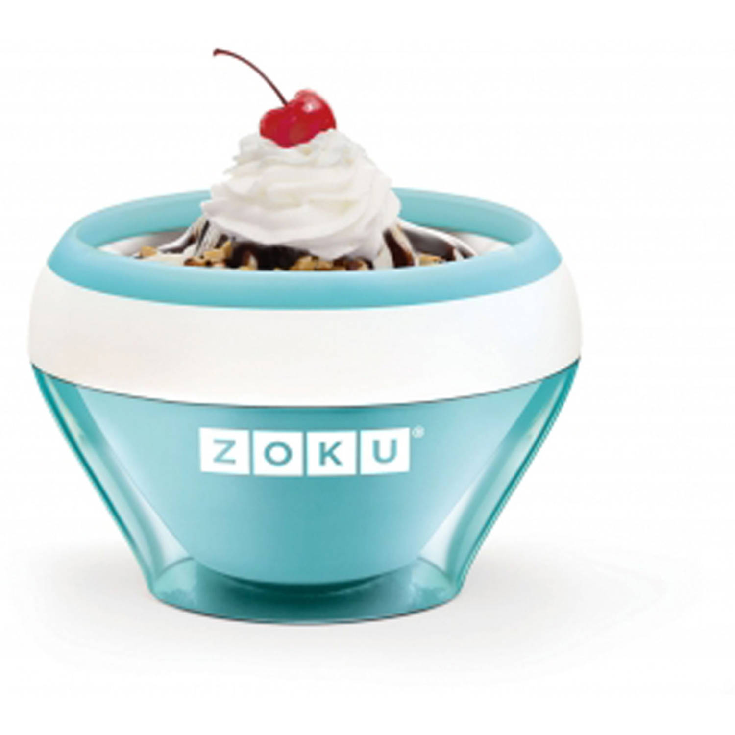 Zoku Ice Cream Maker 13,8 cm Turquoise