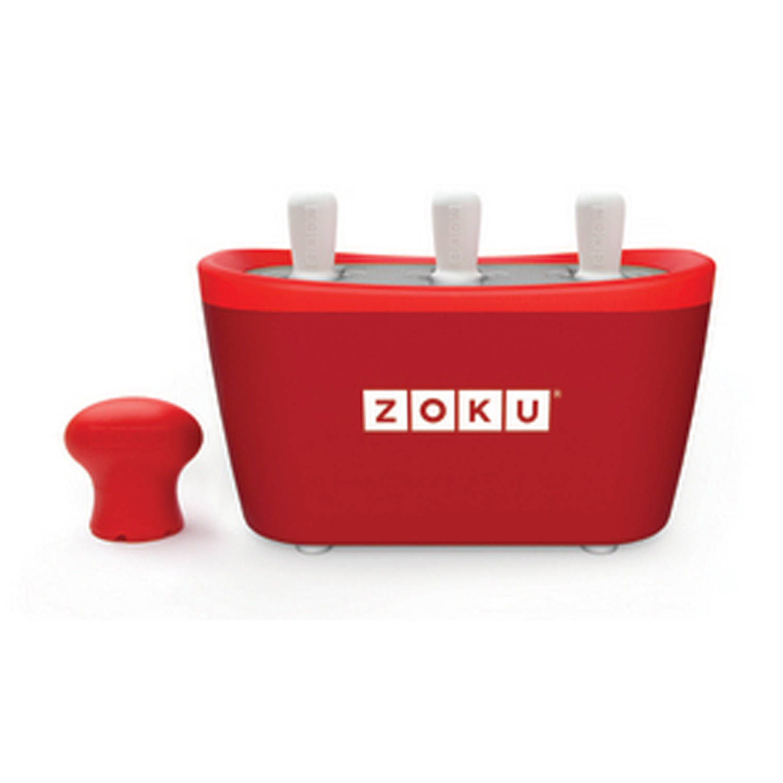 Zoku Quick Pop Maker, Quick Pop Maker rood